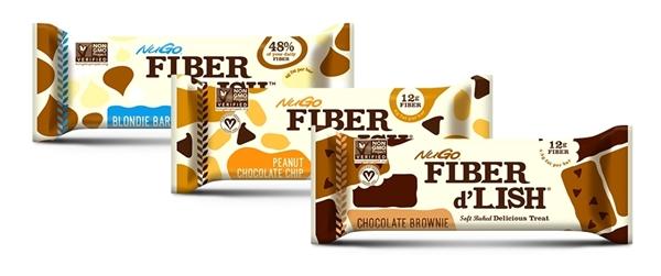 Picture of Fiber d'Lish Sample Pack (3 Bars)